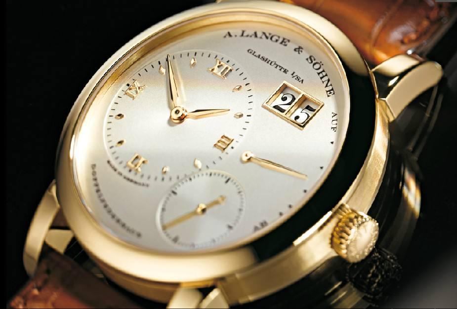 "Revisión de a. Lange & sohne grand Lange 1 réplica de reloj ""Lumen"""