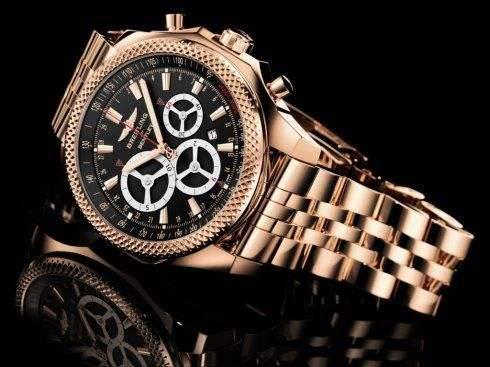 La introducción a 2017 bentley réplicas relojes bentayga