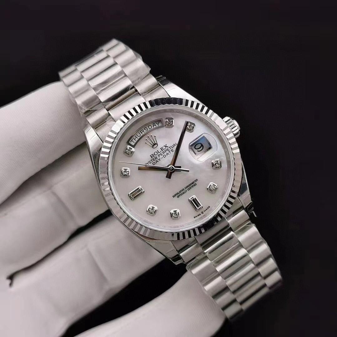 Rolex Submariner y Rolex Datejust de Año Nuevo